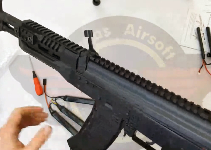Pheas Airsoft Arcturus AK-12 Unboxing & Overview