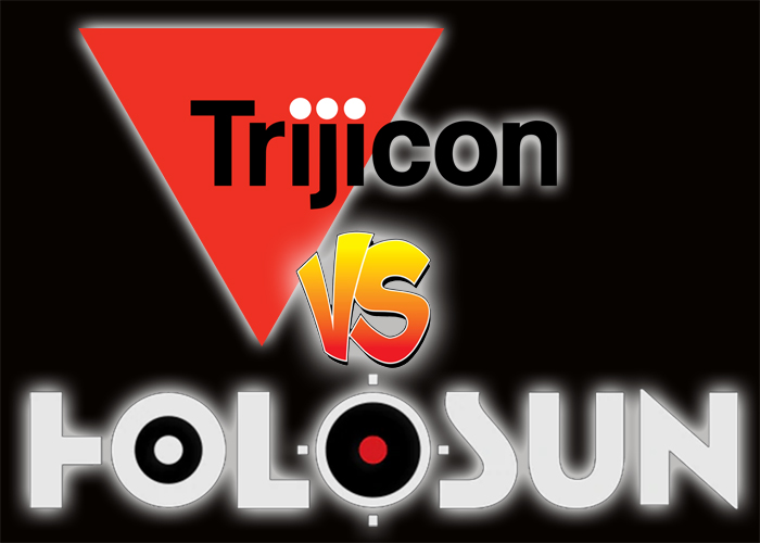 Trijicon vs Holosun
