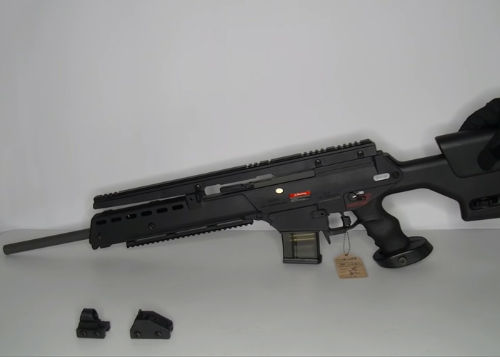 Airsoft Mike: Ares Airsoft SL10 EBB