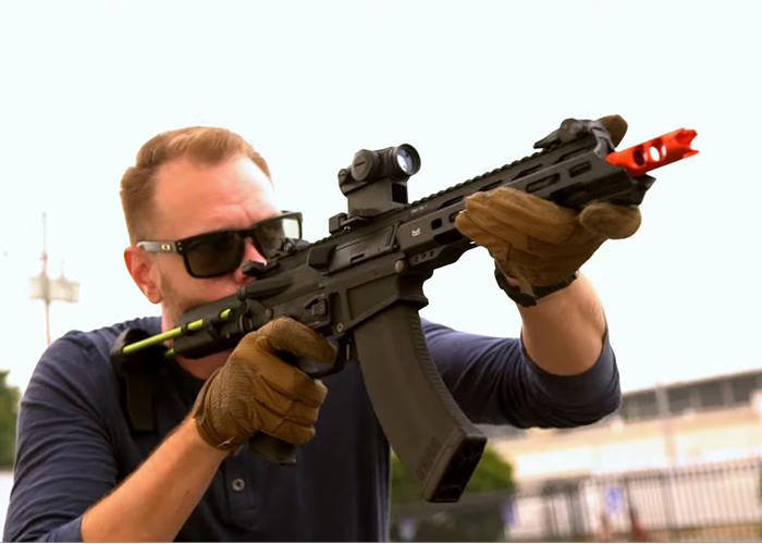 Evike.com KWA Ronin 47 AEG The Drifter Edition Feature Presentation