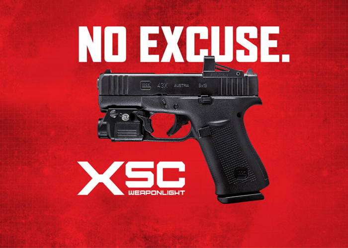 Surefire XSC Weaponlight Now Available