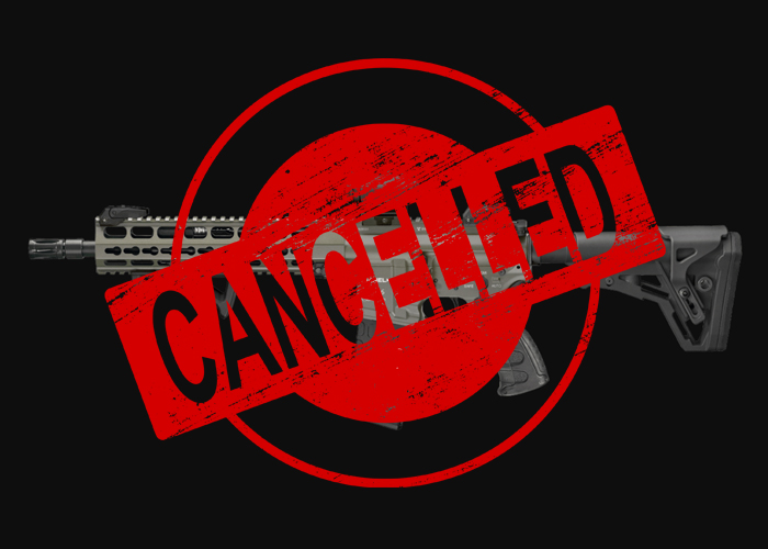 Haenel MK556 Contract Cancelled
