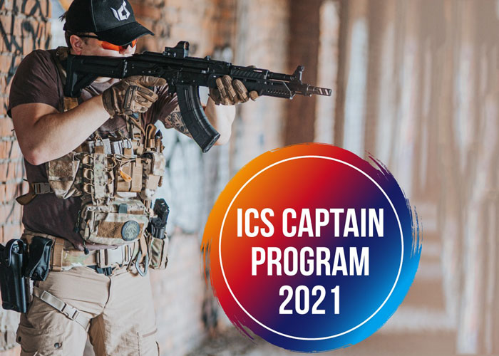 ICS Captain 2021