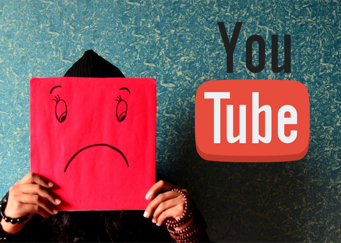 YouTube Sad