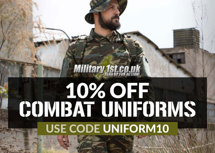Military 1st Combat Uniform Sale 2020