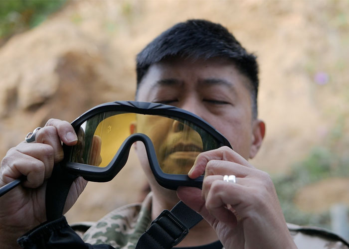 Matrix Tactical Systems Protective Goggles Review