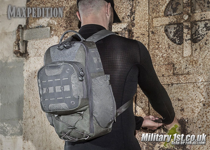 Military 1st Maxpedition Lithvore Backpack