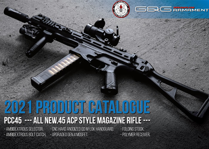 G&G Product Catalog 2021