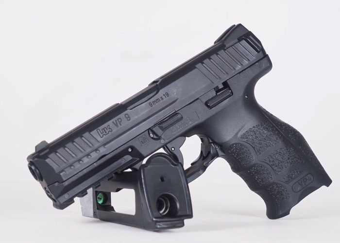 Destockage Games Umarex HK VP9 Co2 Blowback