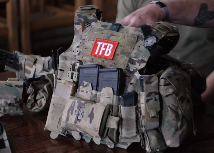 TFB: New Blue Force Gear Plate Carrier & Duty Belts