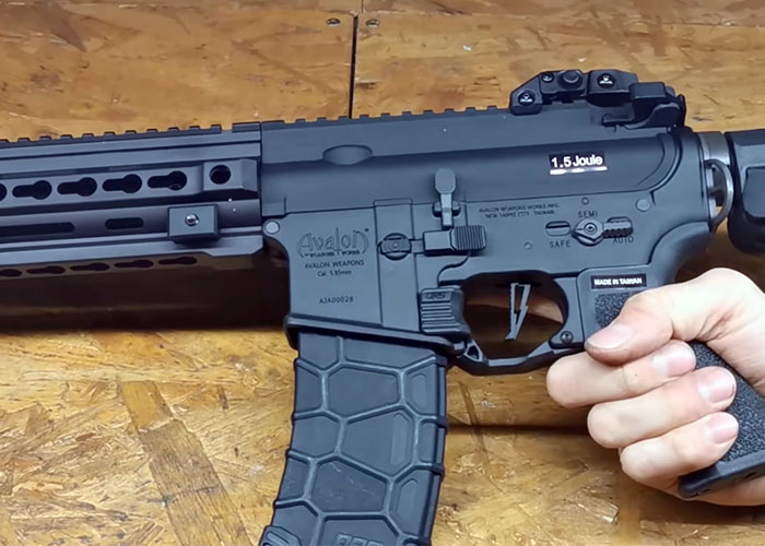 Vince AAB VFC Avalon M4 Calibur CQC AEG DX