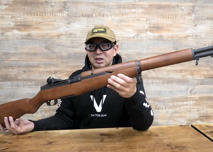 Arms Magazine's G&G M1 Garand ETU Shooting Review