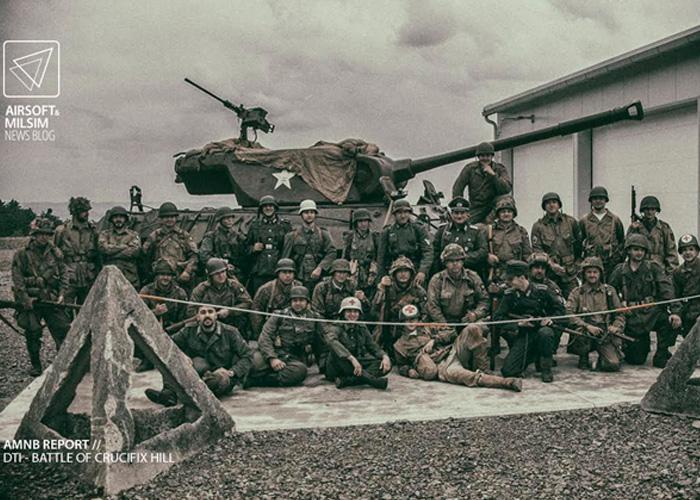 AMNB: Battle Of Crucifix Hill Reenactment | Popular Airsoft: Welcome
