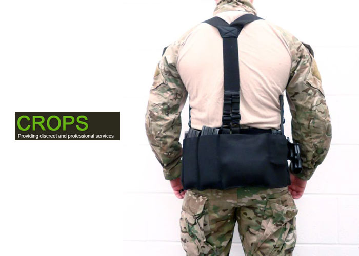 CROPS Military Webbing CTR Belt | Popular Airsoft: Welcome