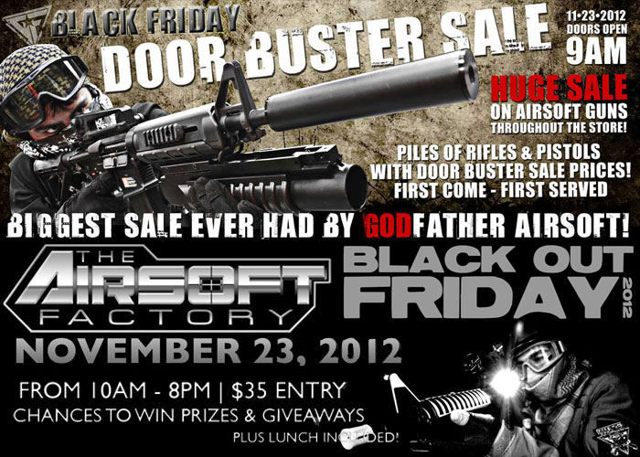 godfather airsoft coupons