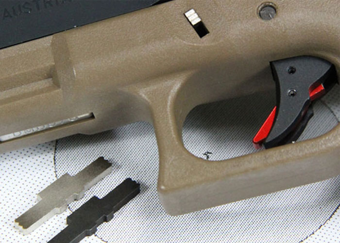Pistol Housing & Custom Parts at Bunny WS   Popular Airsoft