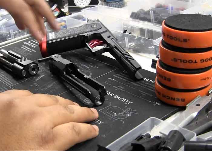 Knuckles GSM: Airsoft Masterpiece 22LR | Popular Airsoft: Welcome To