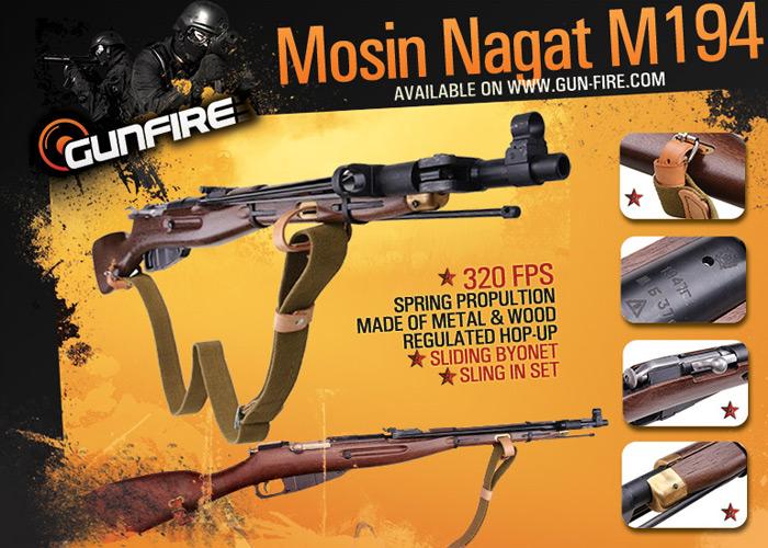 Airsoft Mosin Nagant