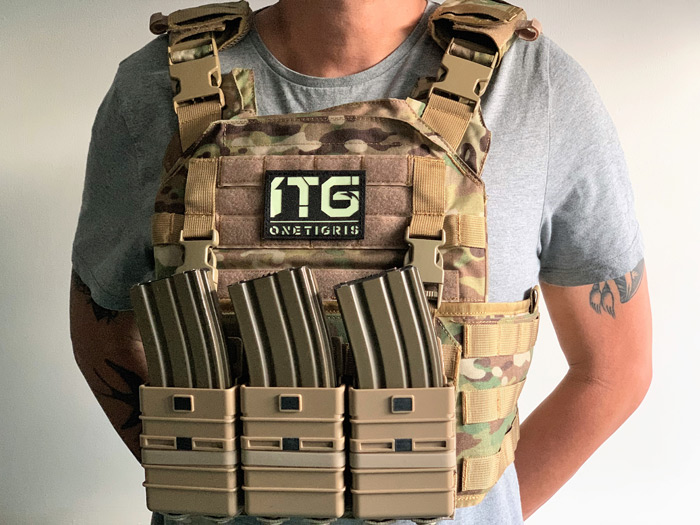 OneTigris Griffin AFPC Review 12