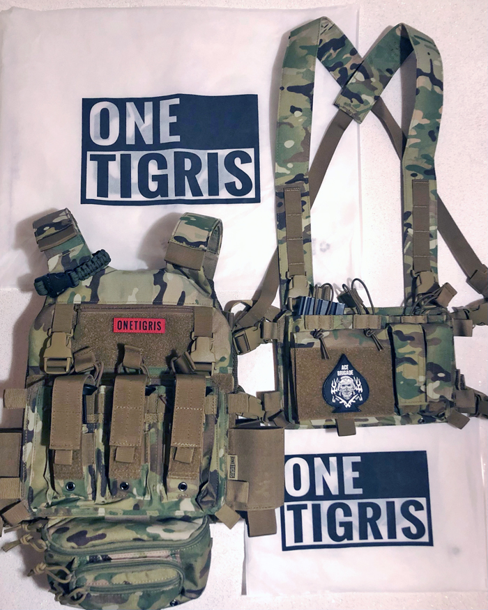 OneTigris Tactical System 12