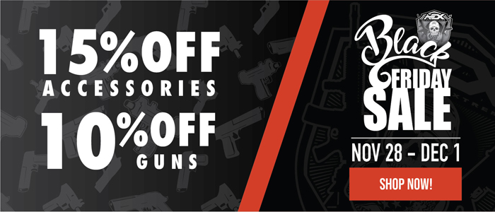 Airsoft Extreme Black Friday 2019