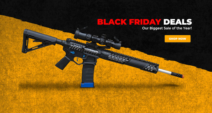 Airsoft Station Black Friday 2019