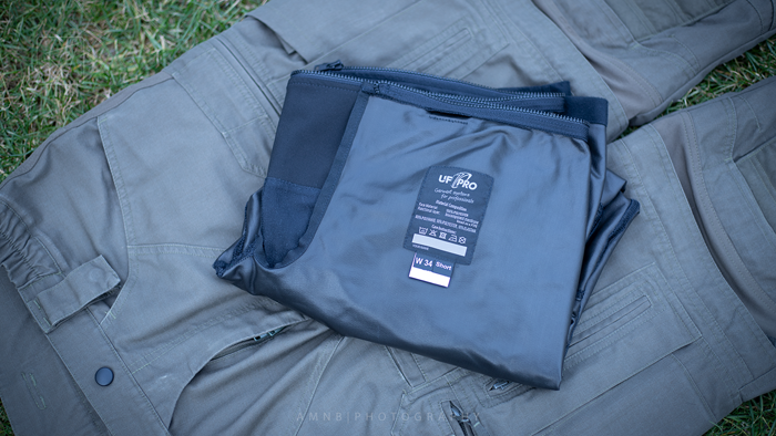 AMNB Review: UF PRO Windstopper Liner 03