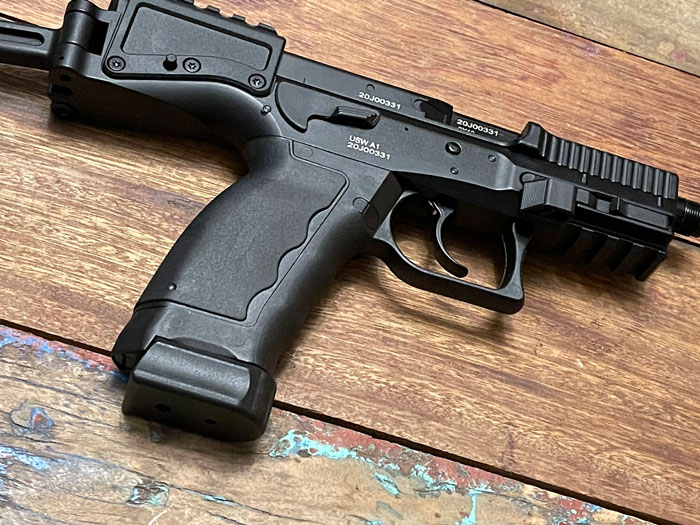 ASG B&T USW A1 CO2 Blowback 11