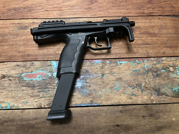 ASG B&T USW A1 CO2 Blowback 16