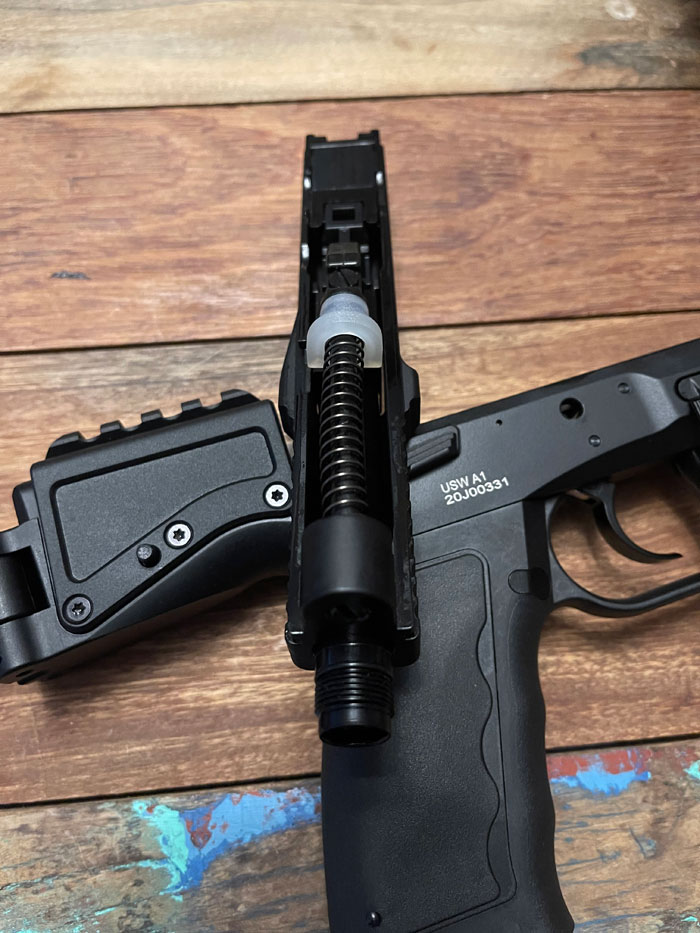 ASG B&T USW A1 CO2 Blowback 23