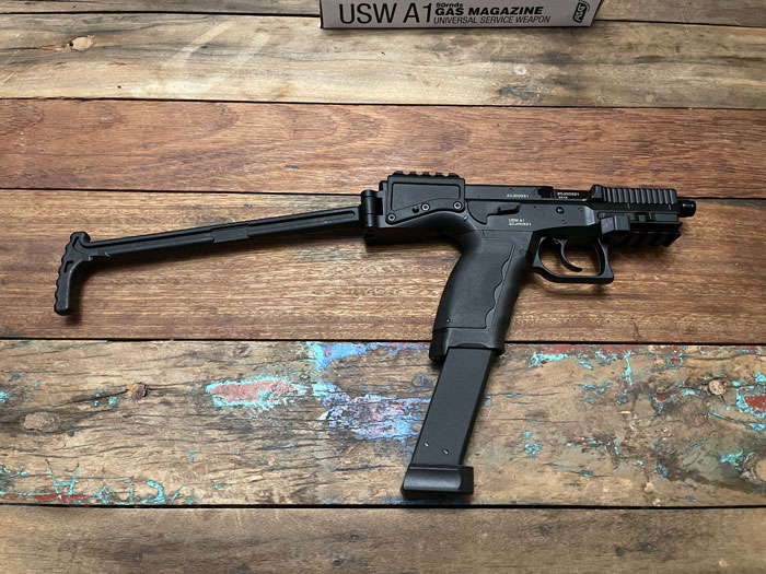 ASG B&T USW A1 CO2 Blowback 36