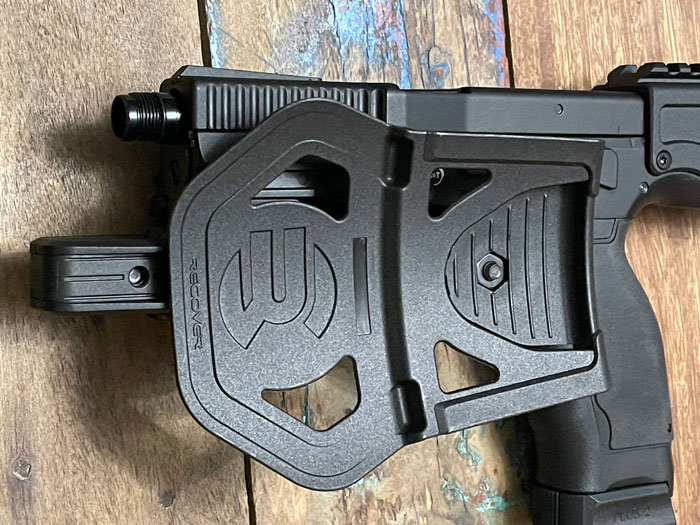 ASG B&T USW A1 CO2 Blowback 43