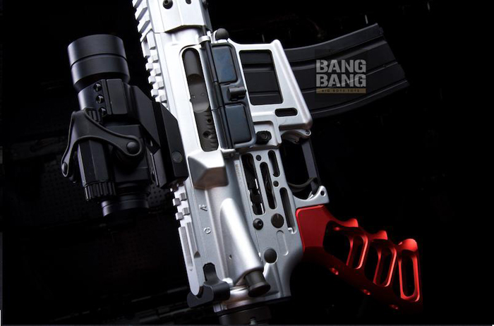 Bang Bang The Airsoft Surgeon EVO AR Version III 03