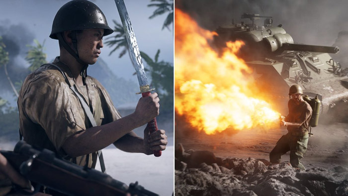 Battlefield V Chapter 5 Pacific Theater 02