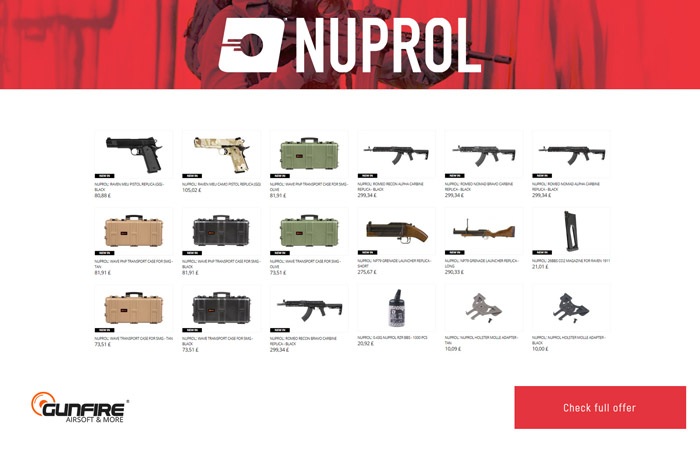 Gunfire Nuprol 11 April 2019