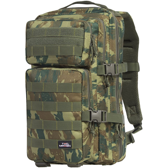 Military 1st: TAC MAVEN Small Assault Pack 02