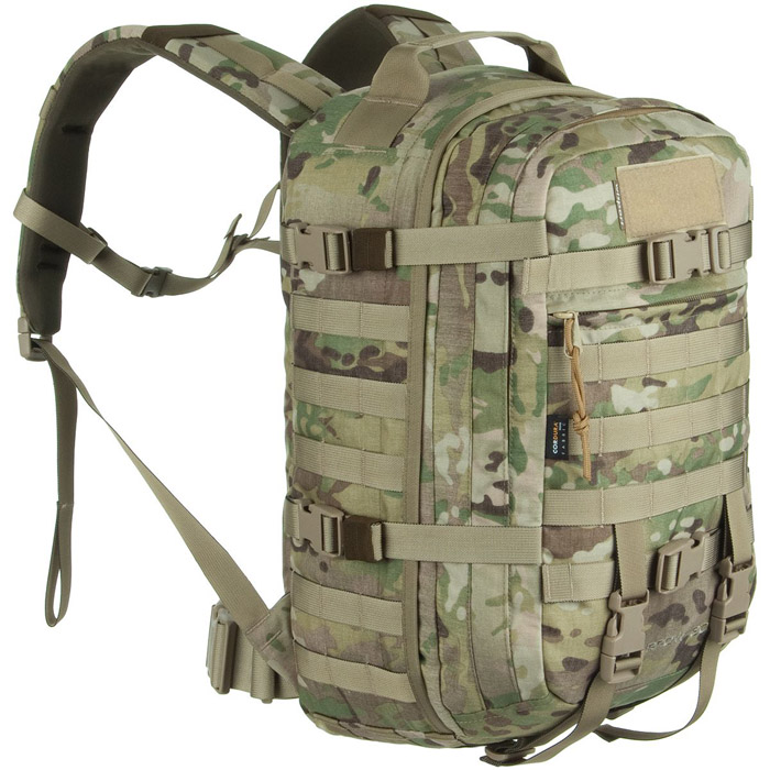 Military 1st: Wisport Sparrow 30 II 02