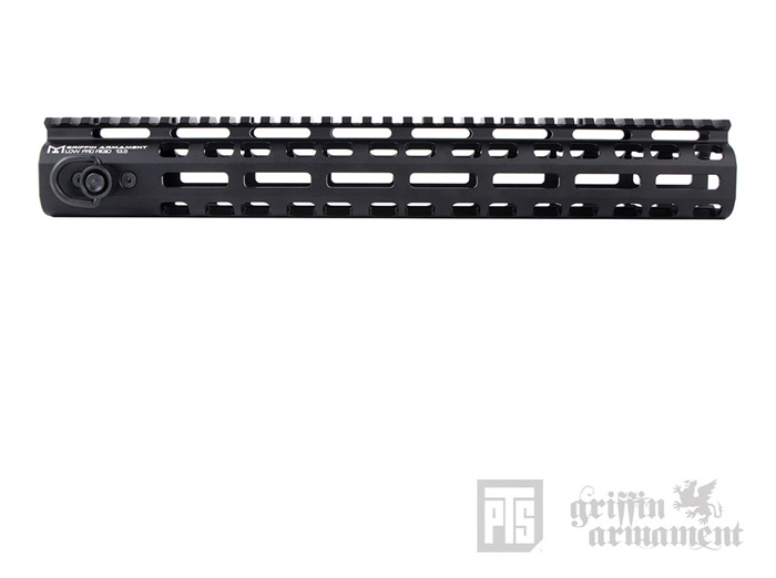 "PTS Griffin Armament Low-Pro RIGID 13.5"" Rail 03"