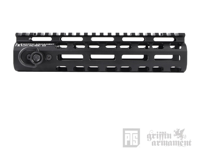 "PTS Griffin Armament Low-Pro RIGID 8.6"" Rail 03"