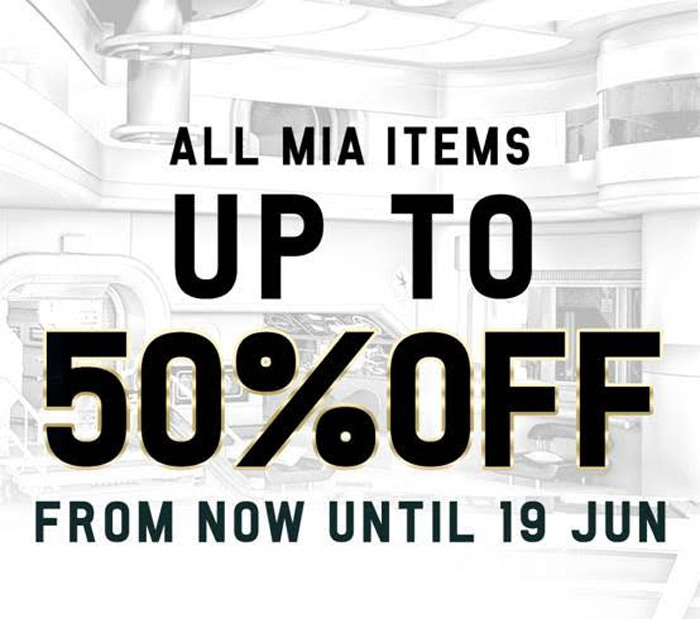 RedWolf Airsoft MIA Sale 2019