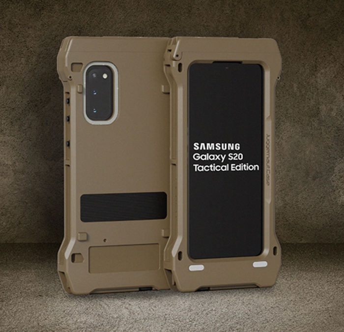 Samsung Galaxy S20 Tactical Edition 08