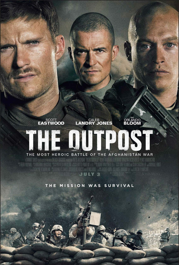 The Outpost Movie (2020) 02