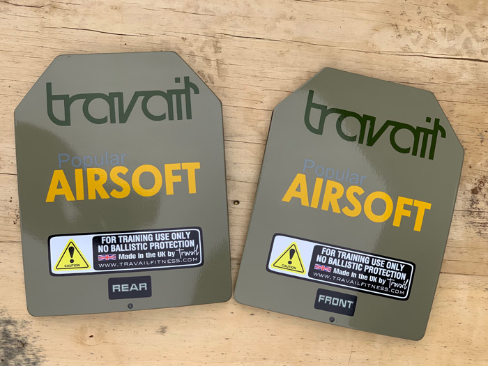 Travail Fitness Group Training Plates 03