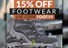 Military 1st Footwear Sale 2019
